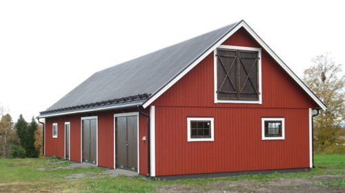 Stall 7,2 x 18,0 m