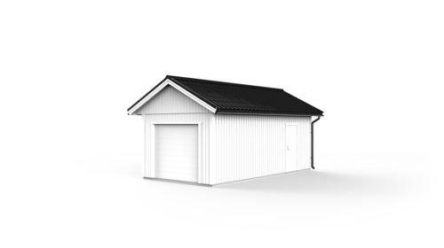 garage byggsats pris